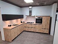 Showmodel hoek-keuken