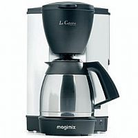 Magimix Cafeteire met RVS thermoskan