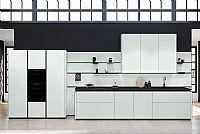 Rechte witte keuken (MK10.11))
