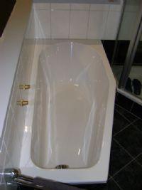 Duscholux ruimtebesparend bad