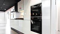 Hoogglans witte rechte keuken (11)