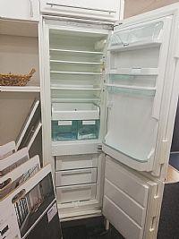 bauknecht inbouw koelkast en vriezer