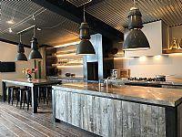 Barnwood houten keuken
