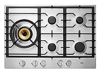 ATAG rvs gaskookplaat met wokbrander (75 cm)