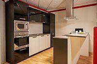 Moderne keuken met ontbijtbar (A58)