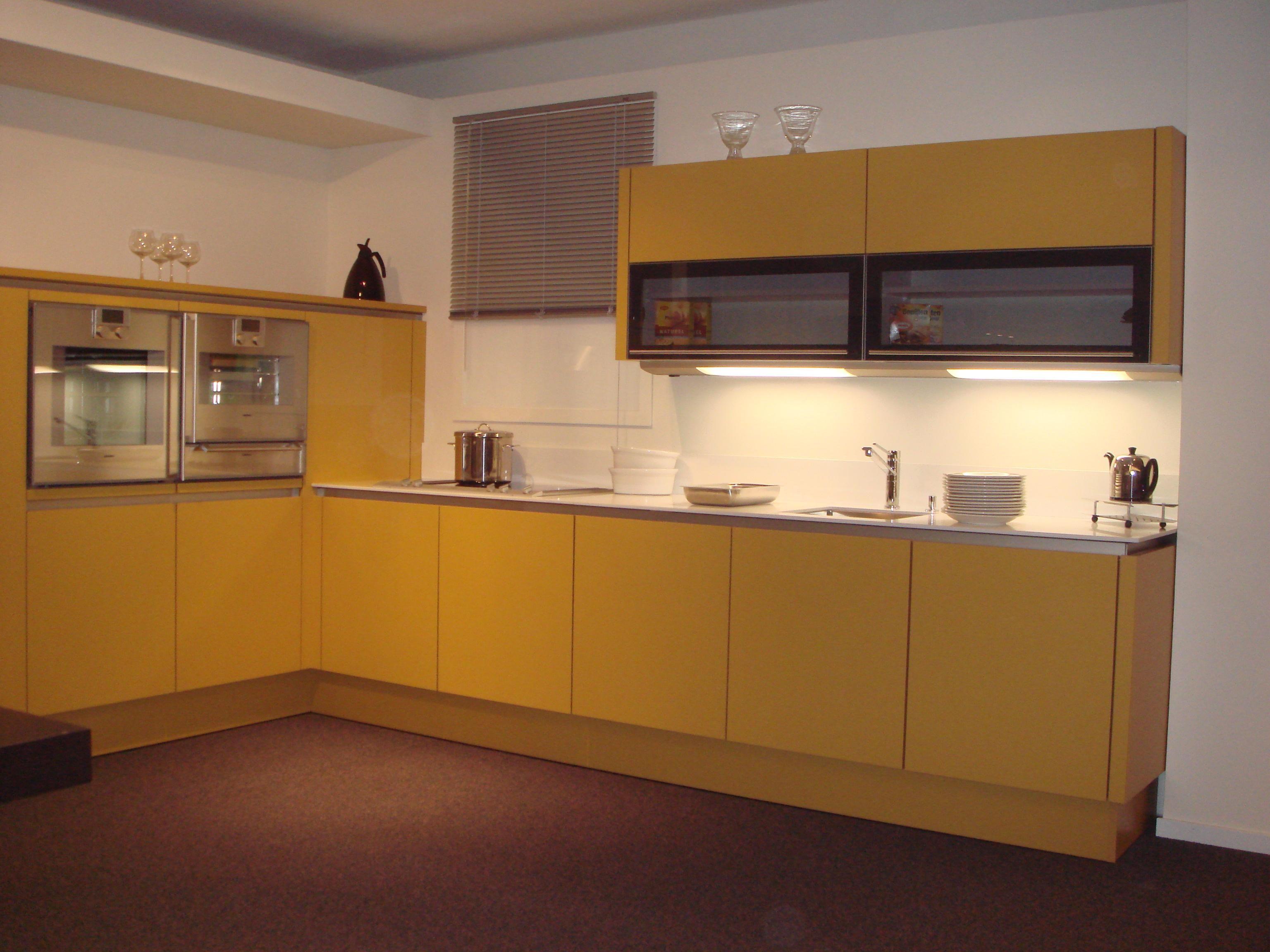 Siematic Keuken Geel : keukens voor zeer lage keuken prijzen SieMatic SL 101 [27563
