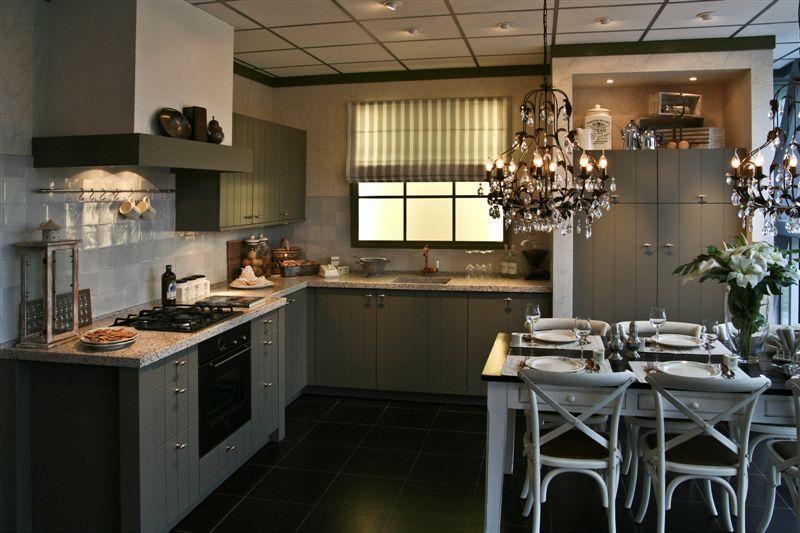 Piet Zwart Keuken Showroom : keukens voor zeer lage keuken prijzen Beton Grijs York [27185