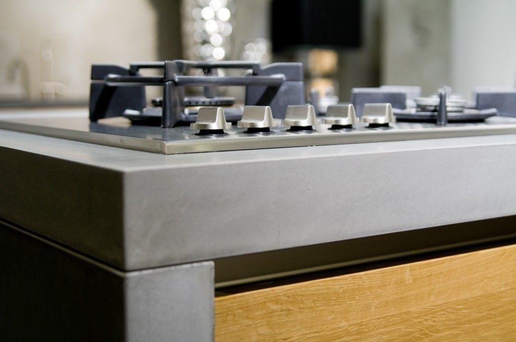 Keuken Met Betonnen Werkblad : keukens voor zeer lage keuken prijzen Betonnen keuken [42732