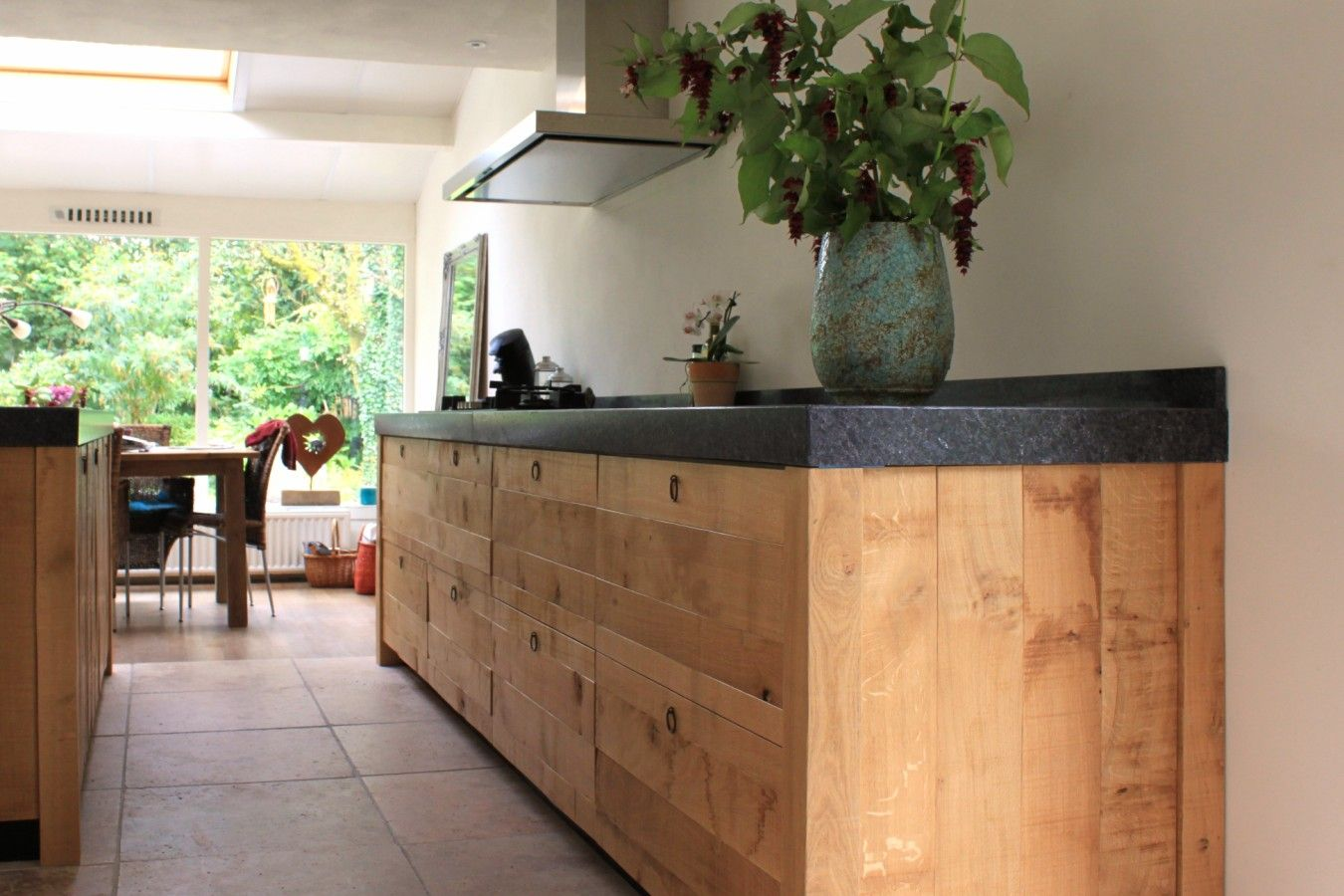 Keuken Eiken Werkblad : keukens voor zeer lage keuken prijzen Ruw eiken keuken [42733