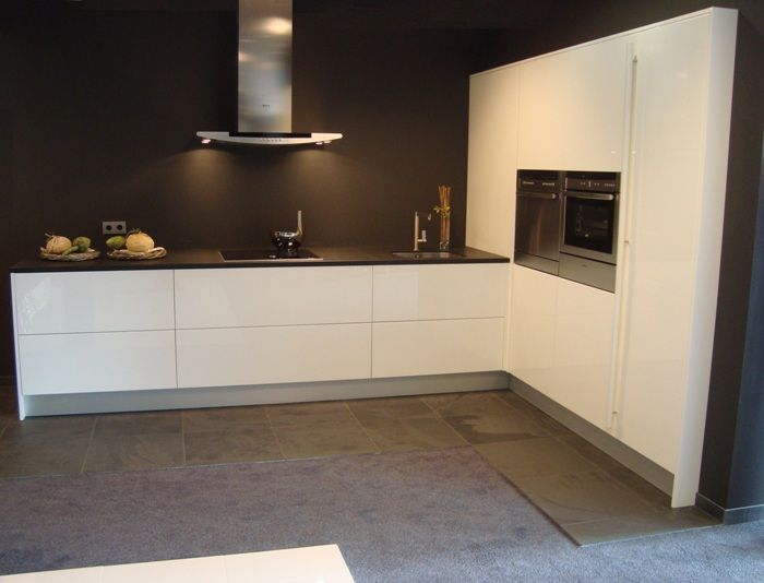 Design keuken greeploos ~ consenza for .