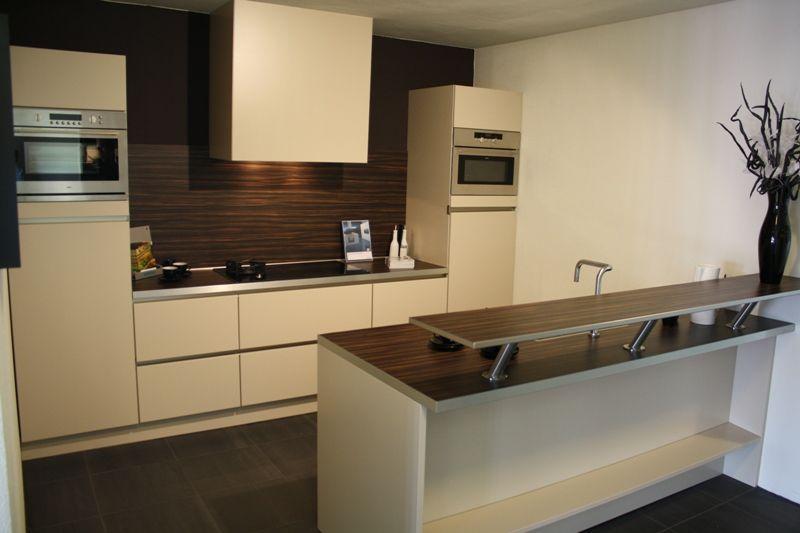 Keuken Schiereiland Afmetingen : keukens voor zeer lage keuken prijzen schmidt arcos muscade [37377