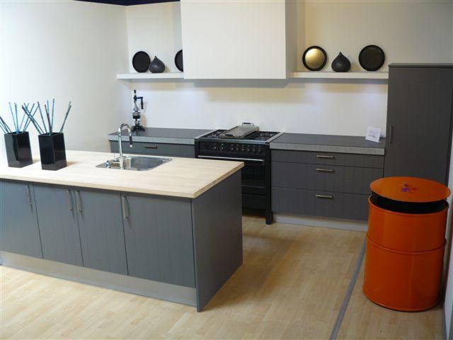 Keuken Eiland Of Schiereiland : lage keuken prijzen Stijlvolle Parallel met schiereiland [39787