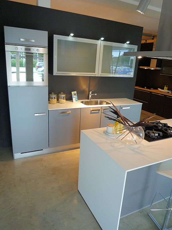 küche carbon metallic