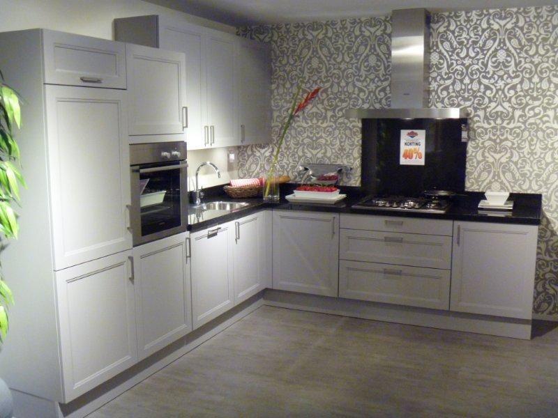 Keuken Plint Hoek : keukens voor zeer lage keuken prijzen KLASSIEKE HOEK KEUKEN [45006