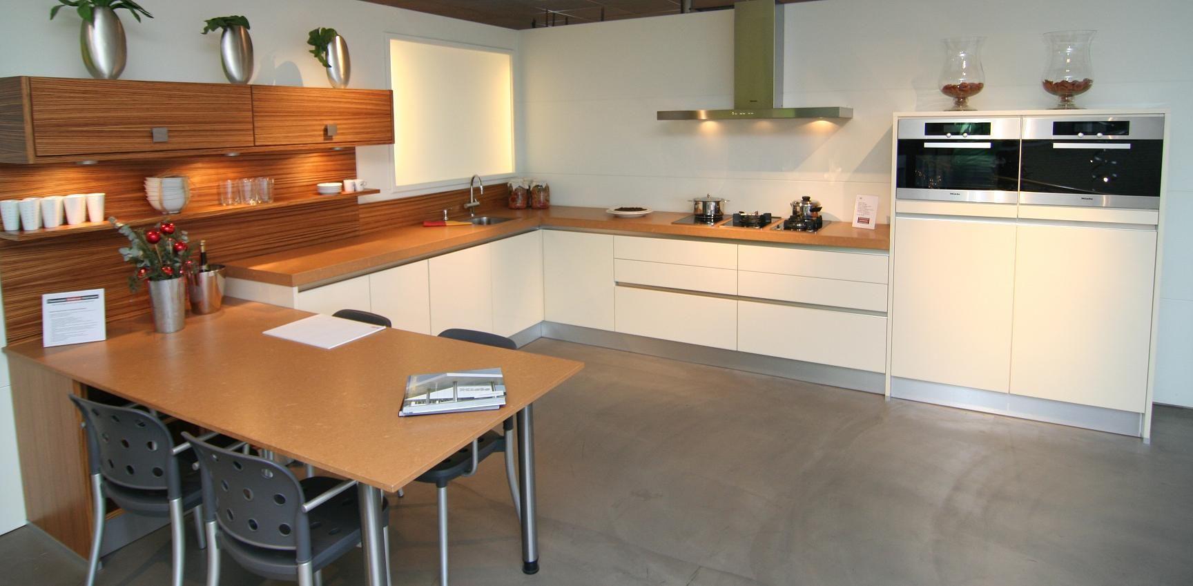 Creme Keuken : keukens voor zeer lage keuken prijzen Keller GL4000 creme [42807