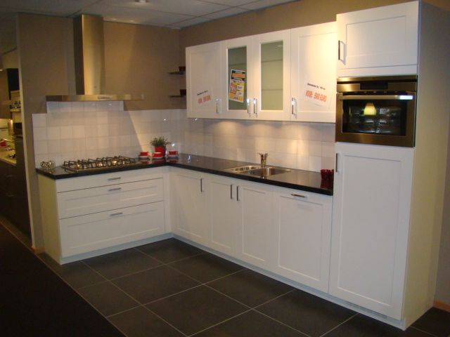 Landelijk graniet keuken home design idee n en meubilair inspiraties - Werkblad graniet prijzen keuken ...