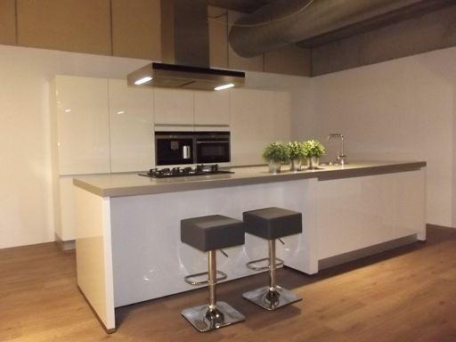 Keukens Inspiratie Alno Zwolle Art Pro Glas Hgl Zwart