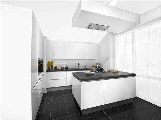 Strakke Keuken Met Eiland : keukens voor zeer lage keuken prijzen Schmidt strakke greeploze