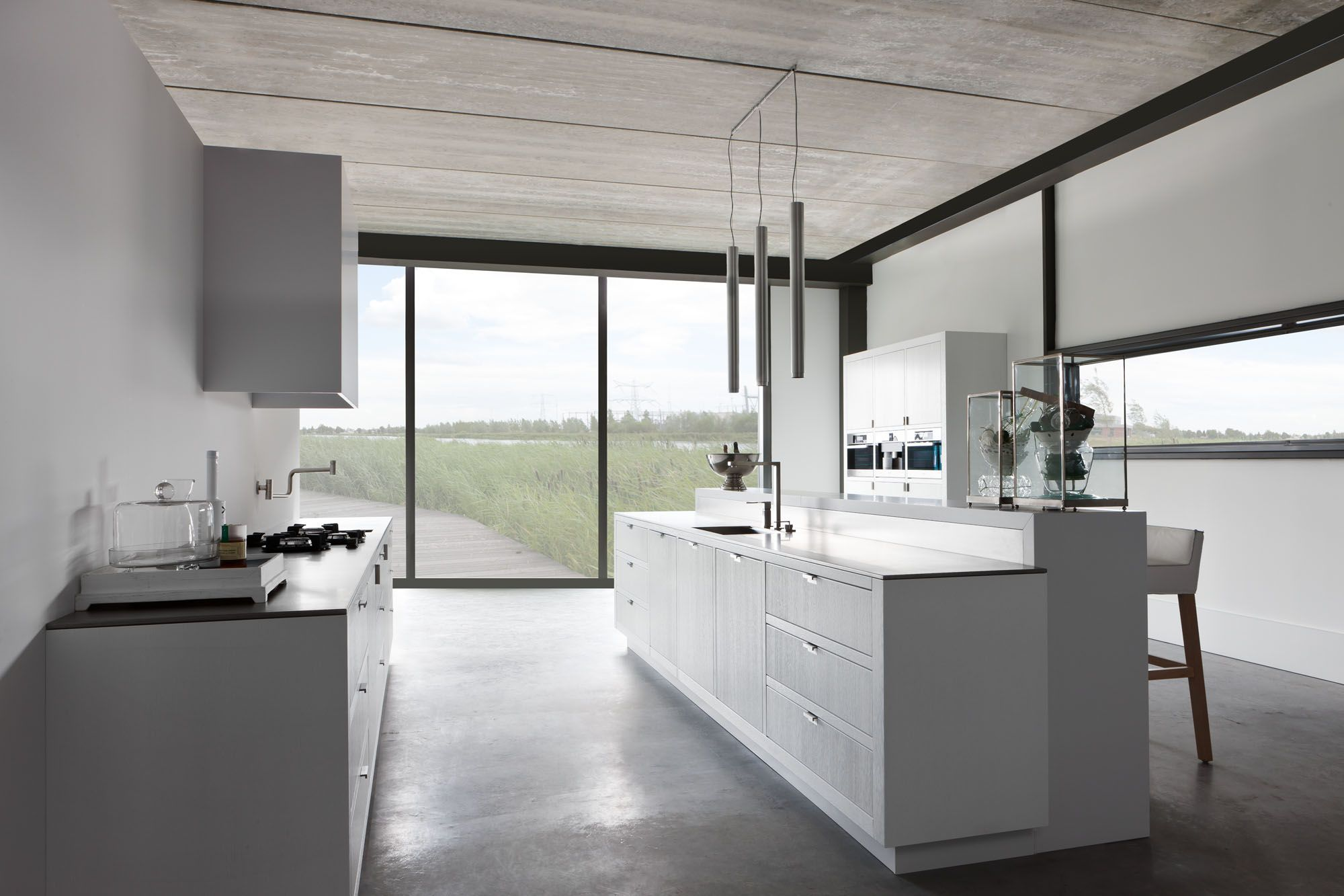 Piet Boon Keuken Stockholm : Minimal Kitchen Design