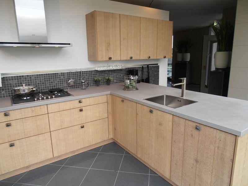 Keuken Fineer Hout : keukens voor zeer lage keuken prijzen Landelijke fineer keuken