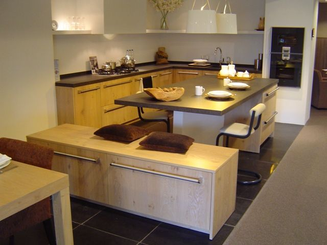 Showroomkeukens alle showroomkeuken aanbiedingen uit nederland keukens voor zeer lage keuken - Eiland in de kleine keuken ...
