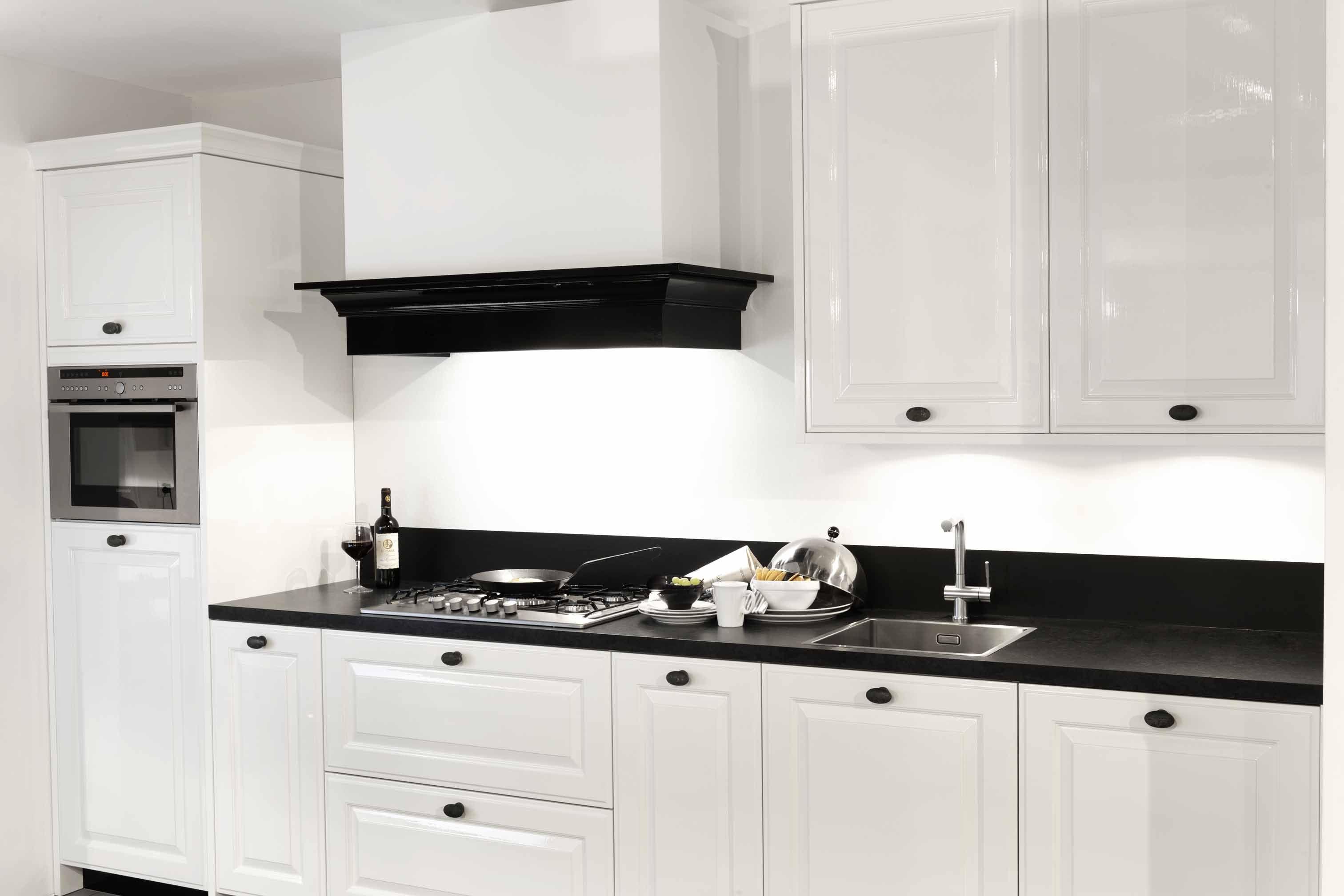 Nieuwe Keuken Uitzoeken : Keuken Wit Hoogglans