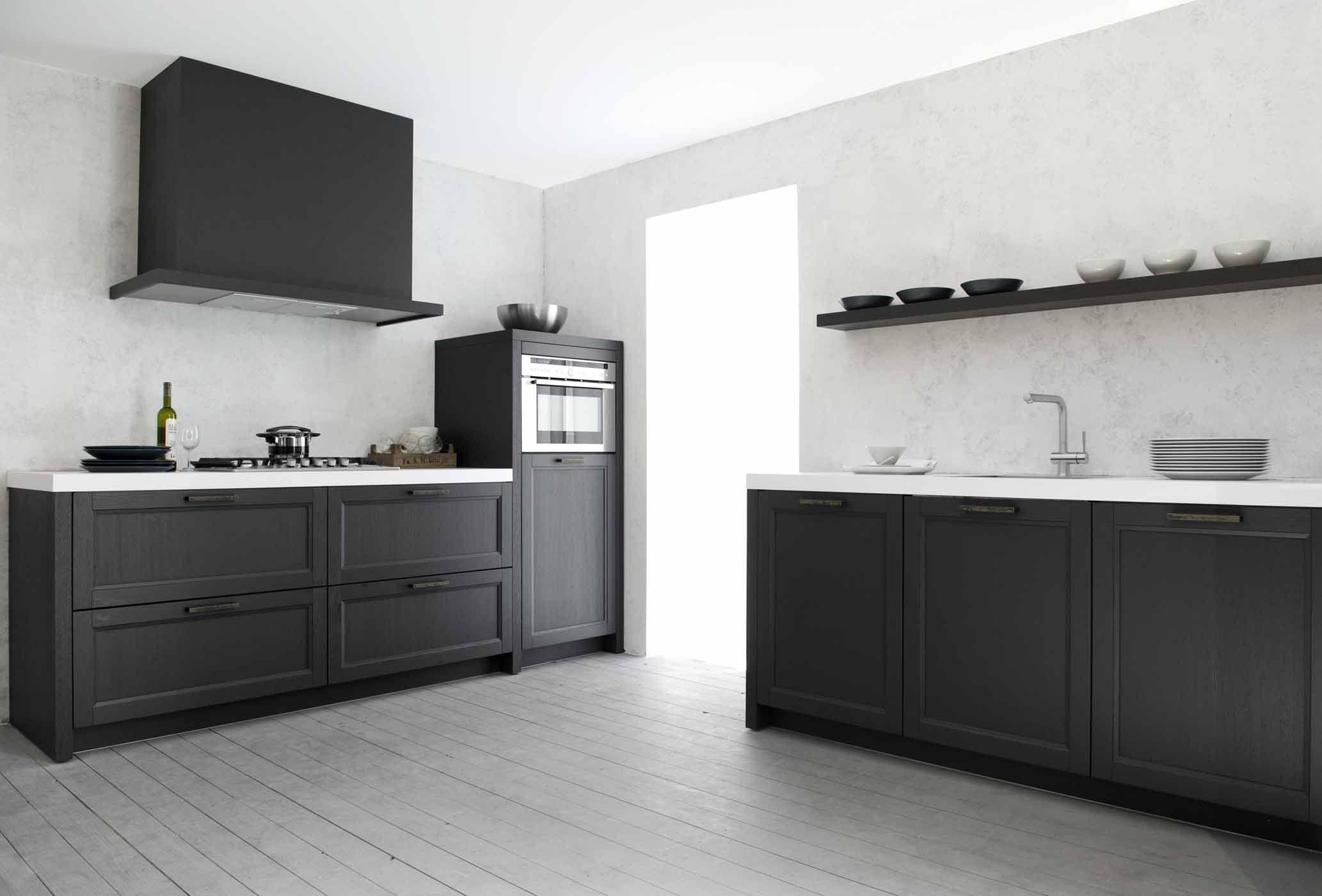 Voor Zeer Lage Keuken Prijzen Elba Olive Basalt Grijs 46466 Pictures ...