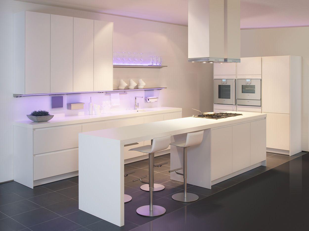 Siematic Keuken Corian : keukens voor zeer lage keuken prijzen SieMatic S3 in leliewit
