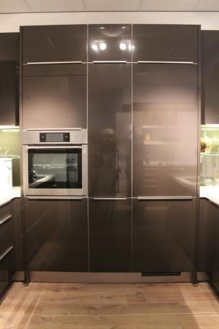 Hoogglans keuken krassen