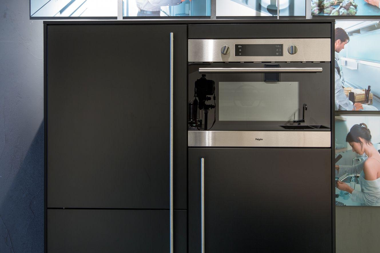 ... keuken prijzen : SieMatic high tech design greeploze keuken [48595