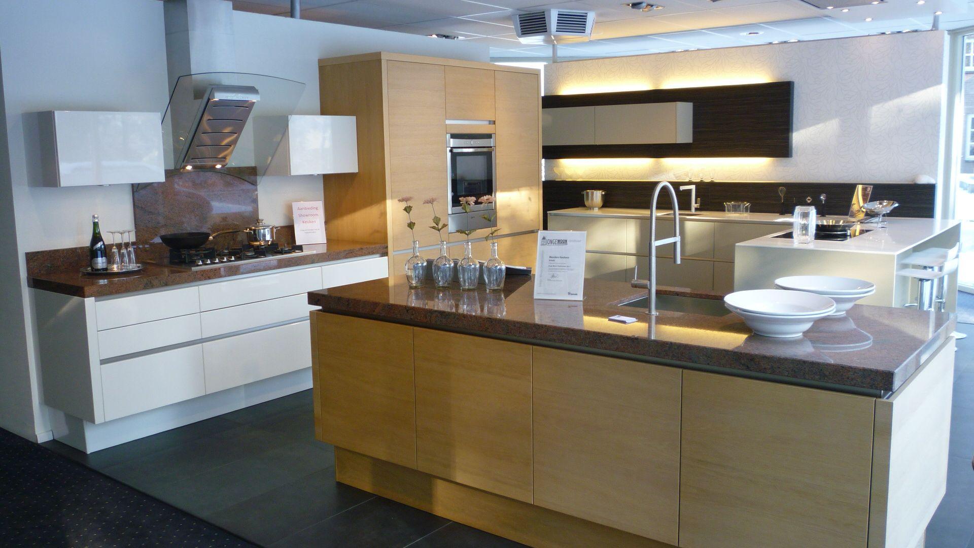Witte Eiken Keuken : Witte keuken foto s en inspiratie interieurvoorbeelden be