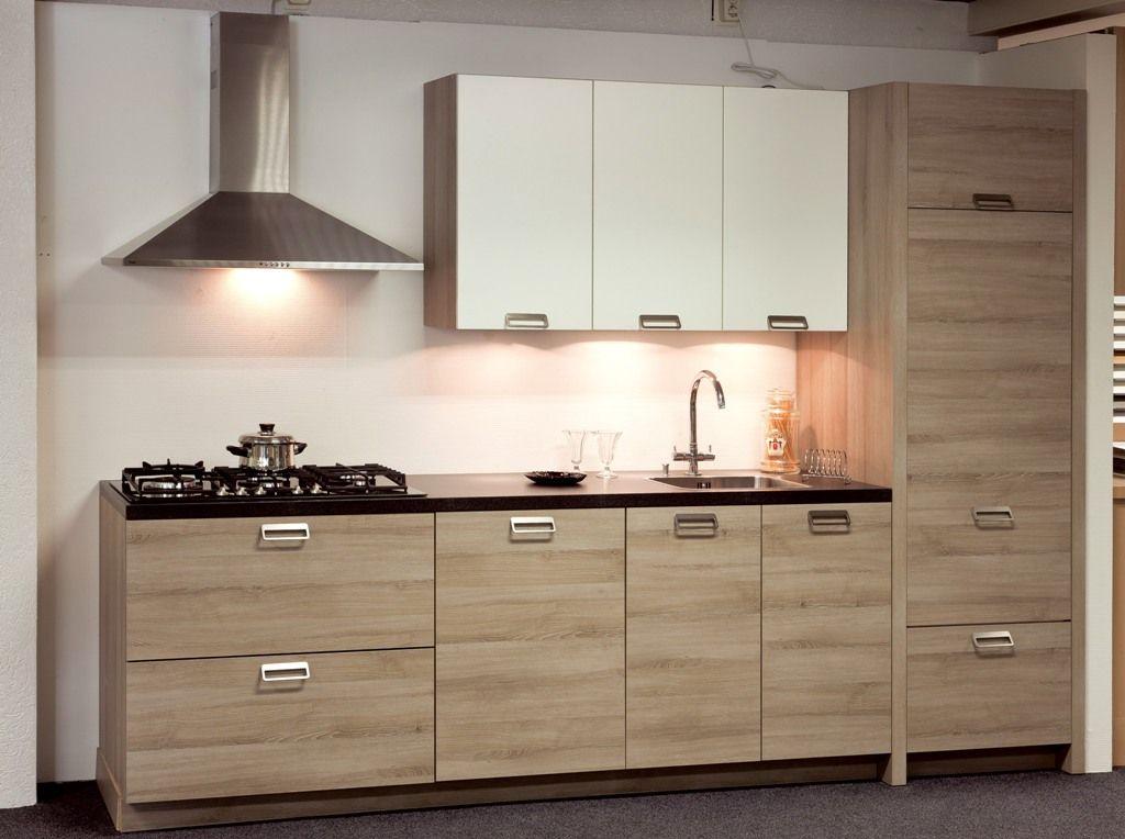 Keuken Greeploos Modern Wit Met Castel Oak : ... keukens voor zeer ...