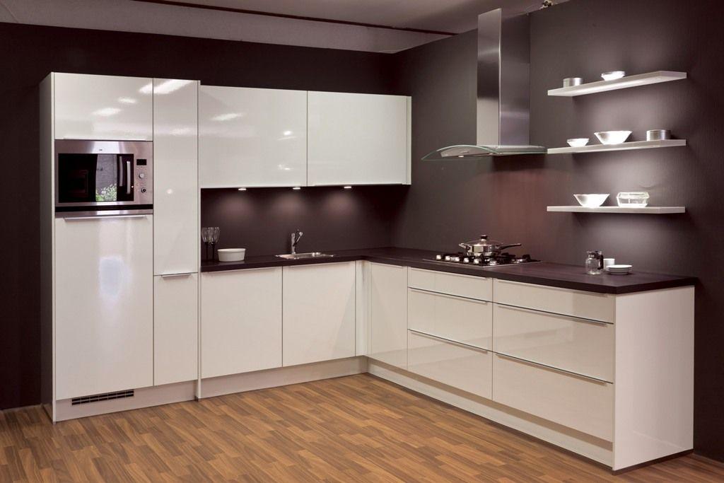 ... keukens voor zeer lage keuken prijzen : Gloss wit hoogglans [42767