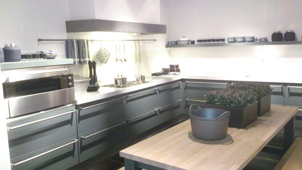 Barletti showroomkeukens