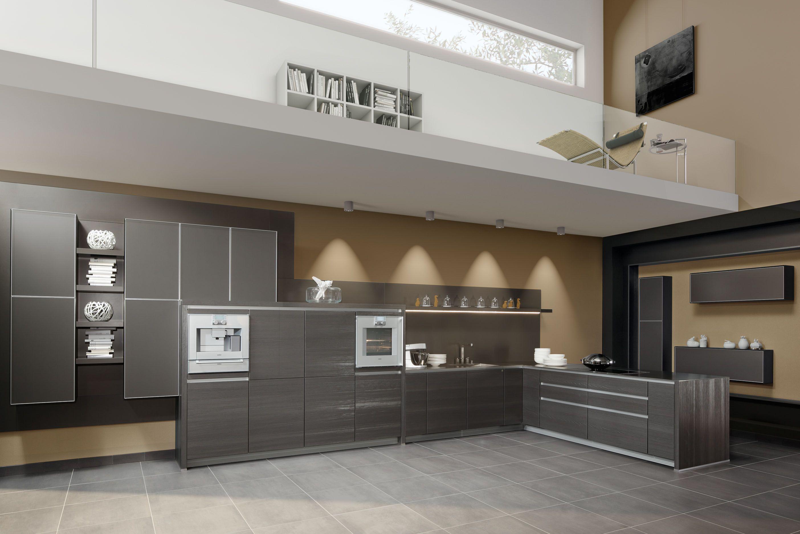 Grote Keuken Showroom : keukens voor zeer lage keuken prijzen Grote moderne eilandkeuken van
