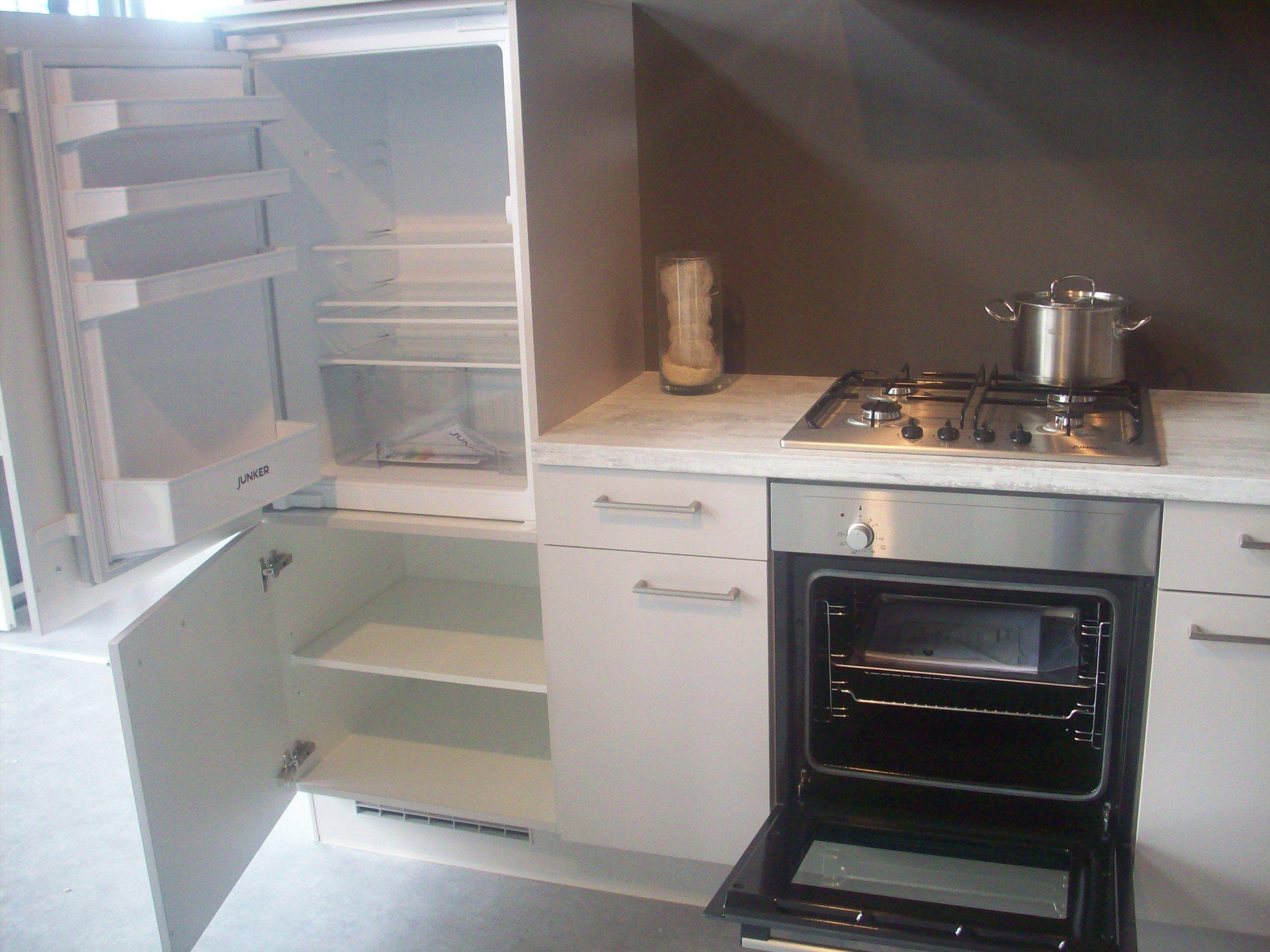 Kleur decor keukenkast - Afbeelding moderne keuken ...