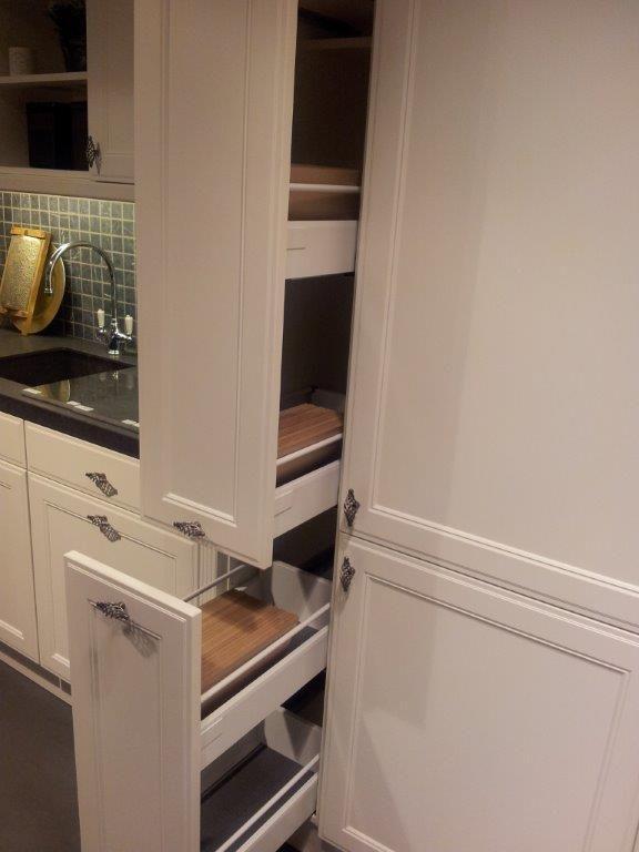 Apothekerskast Keuken Afmetingen : keukens voor zeer lage keuken prijzen Keller Firenze [49184