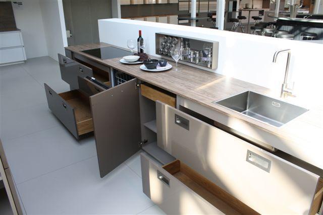 Rechte Keuken Met Kastwand : ... keukens voor zeer lage keuken prijzen ...