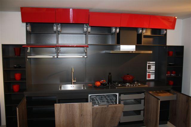 Losse Voorraadkast Keuken : keukens voor zeer lage keuken prijzen Rechte houtdecor keuken met