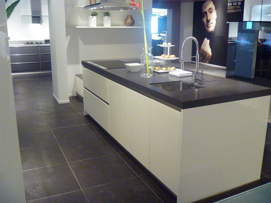Afmetingen Keuken Kookeiland : Nederland keukens voor zeer lage keuken prijzen Gounod Wit [51031