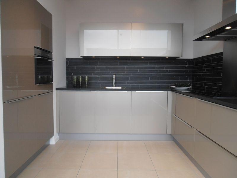 Design Hoogglans Keuken : Showroomkeukens alle showroomkeuken aanbiedingen uit nederland