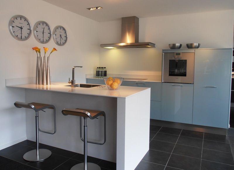 Compacte Keuken Met Eiland : keukens voor zeer lage keuken prijzen Luxe compacte eilandkeuken
