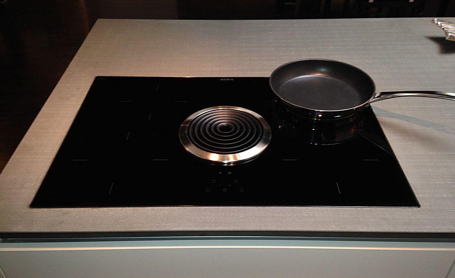 Badkamerrenovatie Lanaken ~ voor zeer lage keuken prijzen  Poggenpohl HL ML eiland keuken [37755