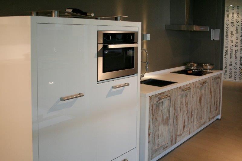 Keuken Steigerhout Wit : keukens voor zeer lage keuken prijzen Buller steigerhout/ wit