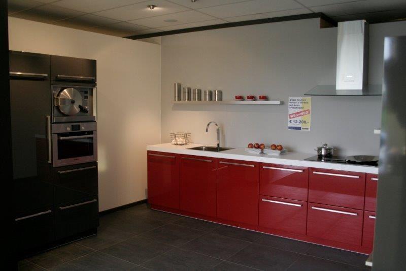Showroomkeukens alle showroomkeuken aanbiedingen uit nederland keukens voor zeer lage keuken - Schmitt keuken ...