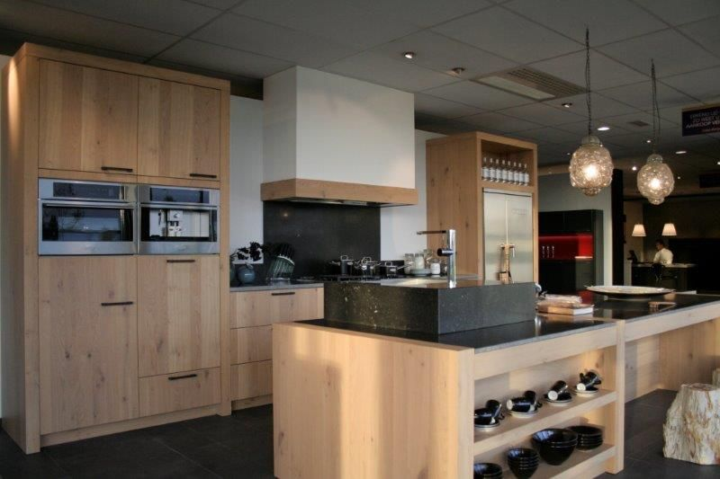 Houten Werkblad Keuken : Houten keukentje ikea. perfect zwart eiken houten keuken ikea koak