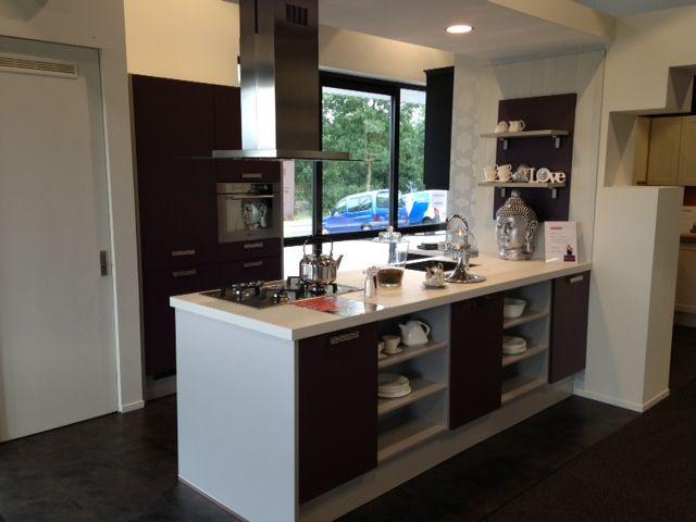 Showroomkeukens alle showroomkeuken aanbiedingen uit nederland keukens voor zeer lage keuken - Centrale eiland prijzen ...