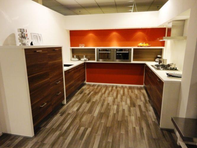 Keuken Ergonomie Afmetingen : keukens voor zeer lage keuken prijzen Keuken Aura Notendecor Tabacco