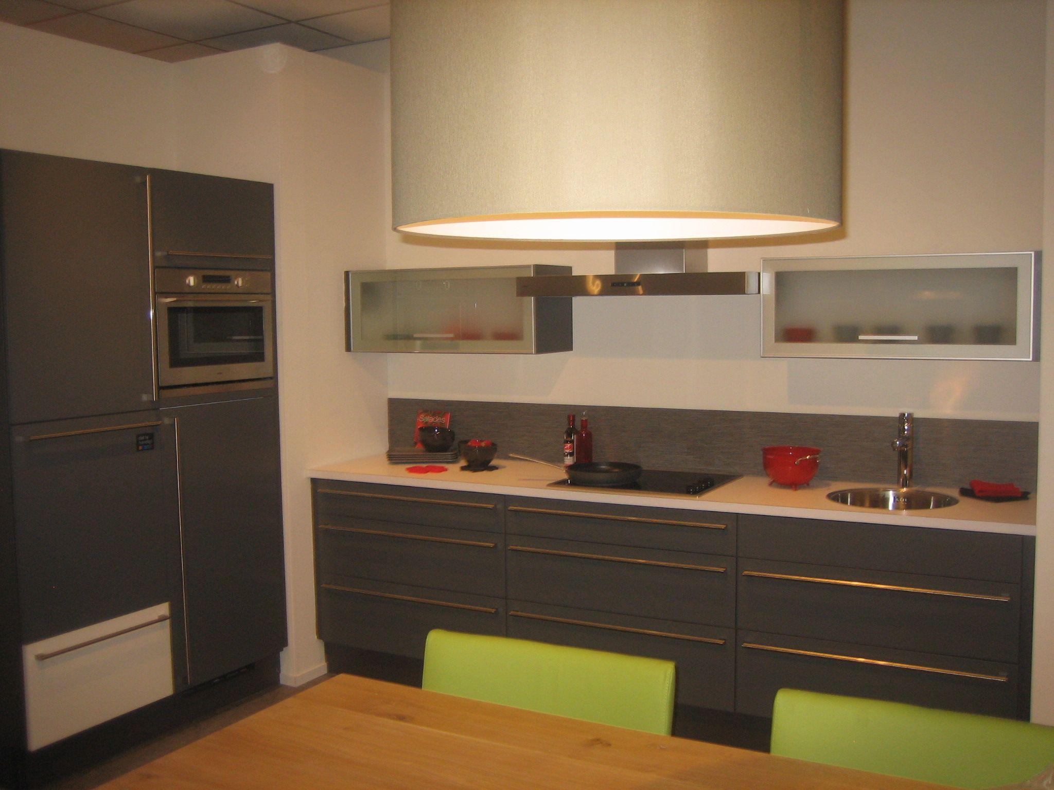 Bruynzeel Keuken Antraciet : keuken prijzen Bruynzeel showroomkeuken Olympia antraciet [48941