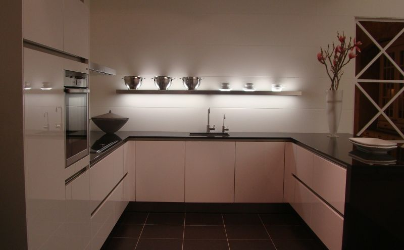 Keuken Vorm Bar U